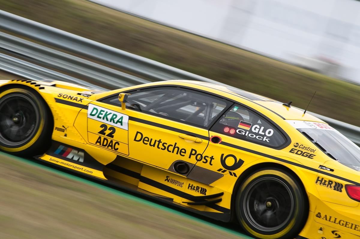 Poté, co odešel z Formule 1, našel Timo Glock místo v DTM u automobilky BMW.